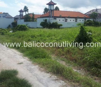 Land for Lease Canggu